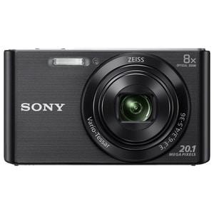 Aparat foto digital SONY DSC-W830, 20.1 MP, negru