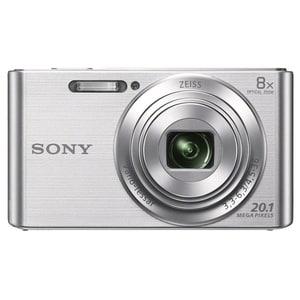 Aparat foto digital SONY DSC-W830, 20.1 MP, argintiu