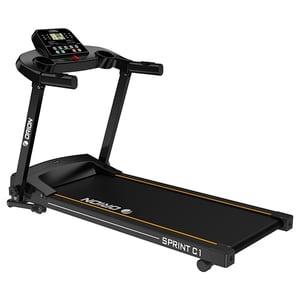 Banda de alergat electrica ORION Sprint C1, viteza maxima 10km/h, greutate maxima 100kg, Inclinare manuala