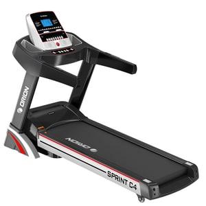 Banda de alergat Orion Sprint C4, viteza maxima 15km/h, greutate maxima 130kg, Inclinare automata