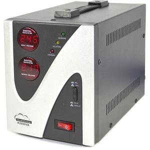 Stabilizator de tensiune SILVERCLOUD PNI-SCK2000V, 1200W