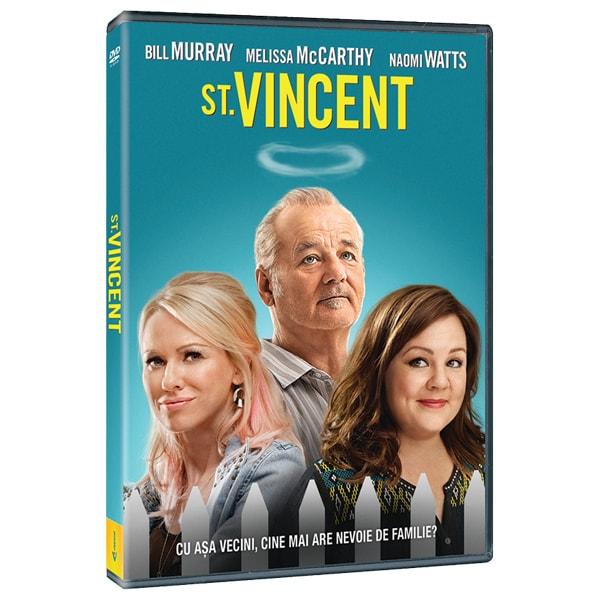 Sf. Vincent DVD