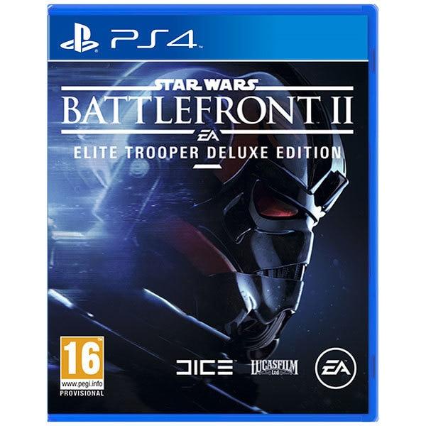 Star Wars Battlefront II: Elite Trooper Deluxe Edition PS4