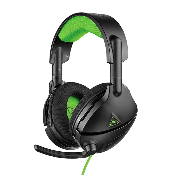 Casti Gaming TURTLE BEACH Stealth 300X, amplificare, 3.5mm, negru-verde
