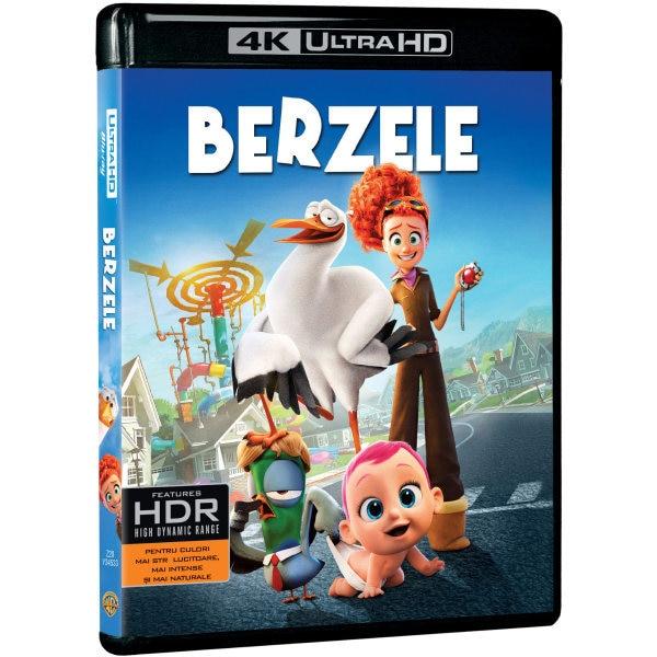 Berzele Blu-ray 4k