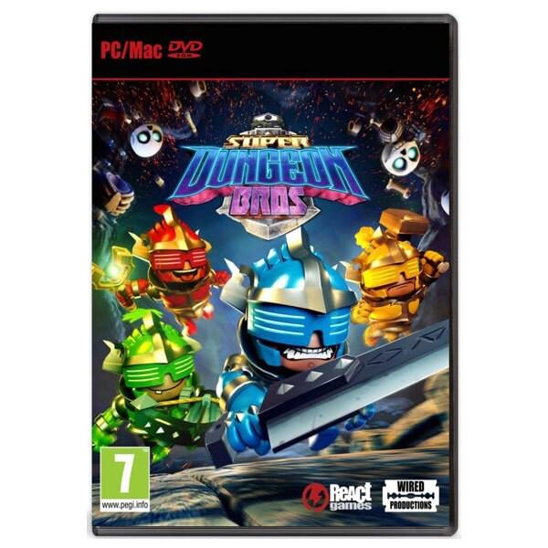 Super Dungeon Bros PC