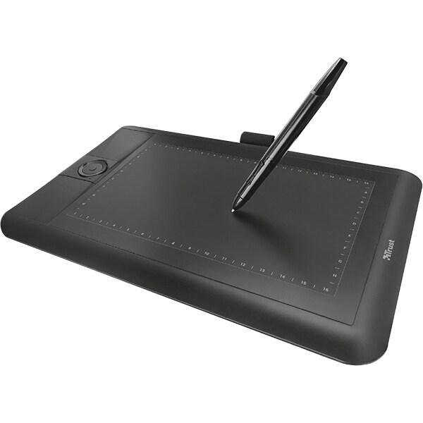 Tableta grafica TRUST PANORA WIDESCREEN, negru