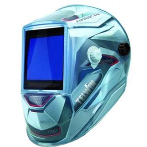 Masca de sudura automata TELWIN VANTAGE GREY XXL, 4 senzori, vizor 100x93mm, incarcare solara + 2xCR2032