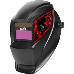 Masca de sudura automata TELWIN TRIBE, 2 senzori, vizor 115x102mm, incarcare solara