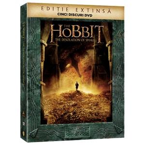 Hobbitul 2: Dezolarea lui Smaug Editie extinsa DVD