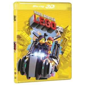 Marea aventura LEGO Blu-ray 3D