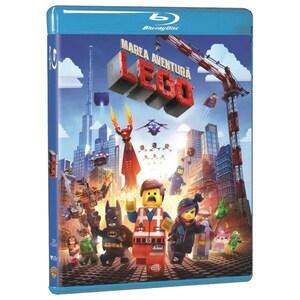 Marea aventura LEGO Blu-ray