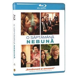 O saptamana nebuna Blu-ray
