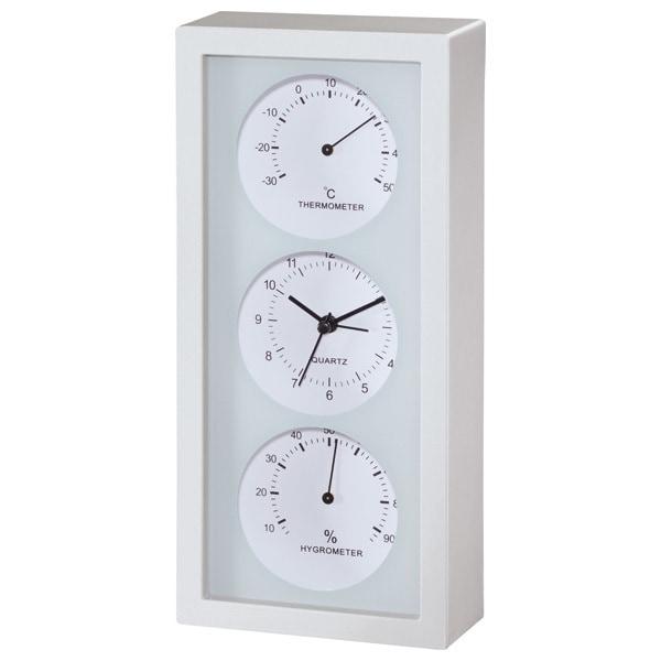 Termometru/Higrometru HAMA TH35-A, alb