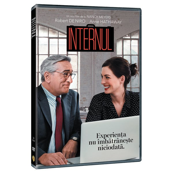 Internul DVD