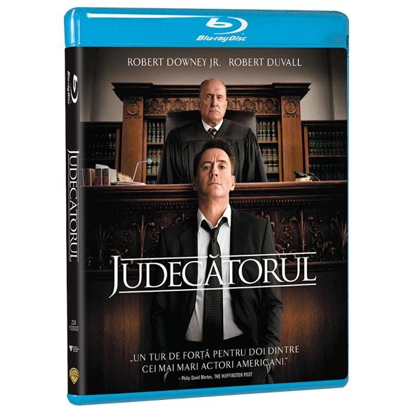 Judecatorul Blu-ray