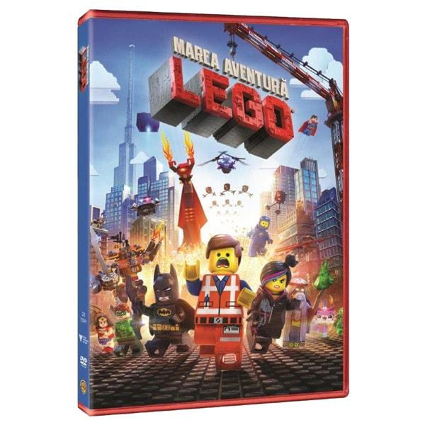 Marea aventura LEGO DVD