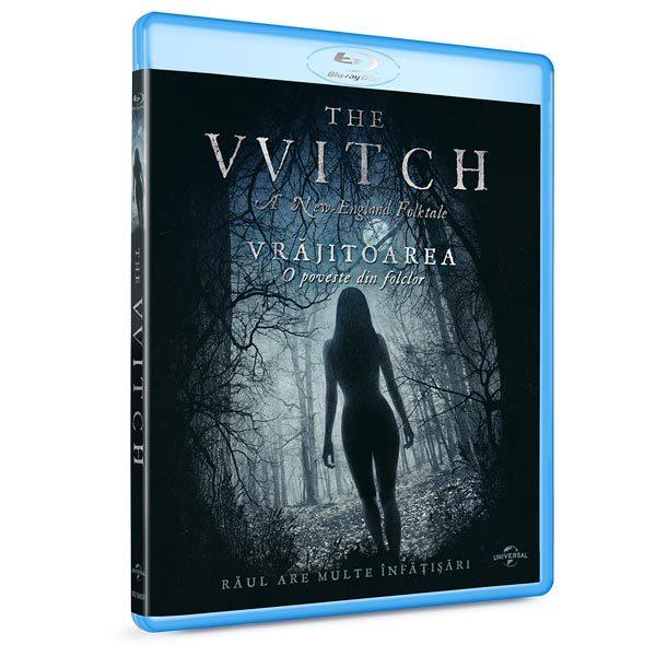 Vrajitoarea - O poveste din folclor Blu-ray