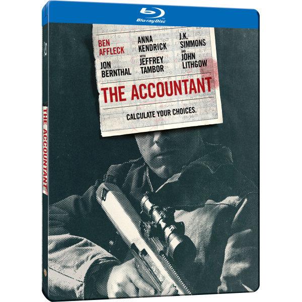 Cifre periculoase Steelbook Blu-ray