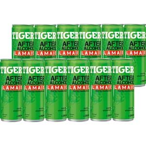 Bautura energizanta TIGER After Alcohol bax 0.25L x 12 cutii