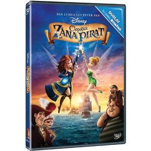 Clopotica si Zana Pirat DVD