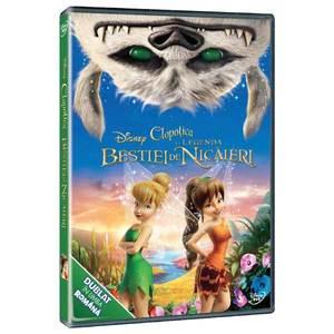 Clopotica si legenda bestiei de nicaieri DVD