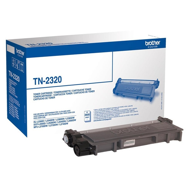 Toner BROTHER TN-2320, negru