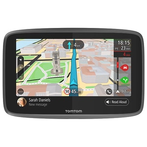 "Sistem de navigatie GPS TOMTOM GO 6200, 6"" Touch, Bluetooth, Europa"