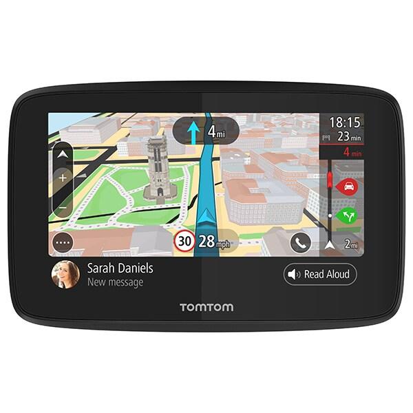 "Sistem de navigatie GPS TOMTOM GO 520, 5"", 16 GB, Full Europa, Bluetooth"