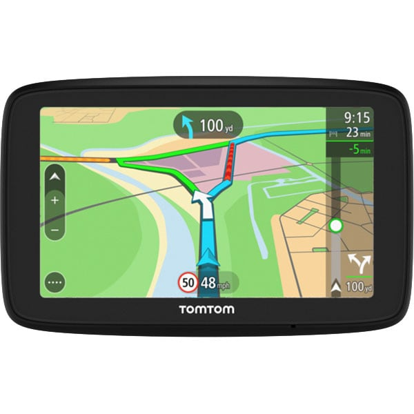 "Sistem de navigatie GPS TOMTOM VIA 53, 5"" Touch, Wi-Fi, Bluetooth, Full Europa"