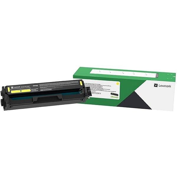 Toner LEXMARK C3220Y0  Return Program, galben