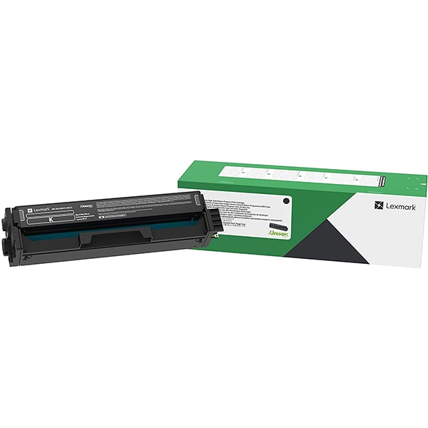 Toner LEXMARK C3220K0 Return Program, negru