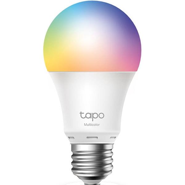 Bec LED Smart TP-LINK Tapo L530E, E27, 9W, Wi-Fi, RGB