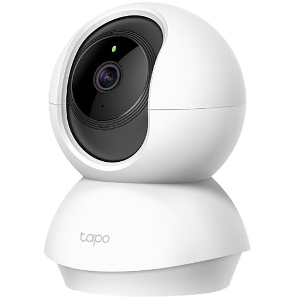 Camera IP Wireless TP-LINK Tapo C210, Ultra HD 1296p, IR, Night Vision, alb