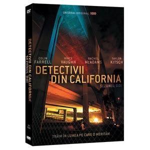 Detectivii din California Sezonul 2 DVD