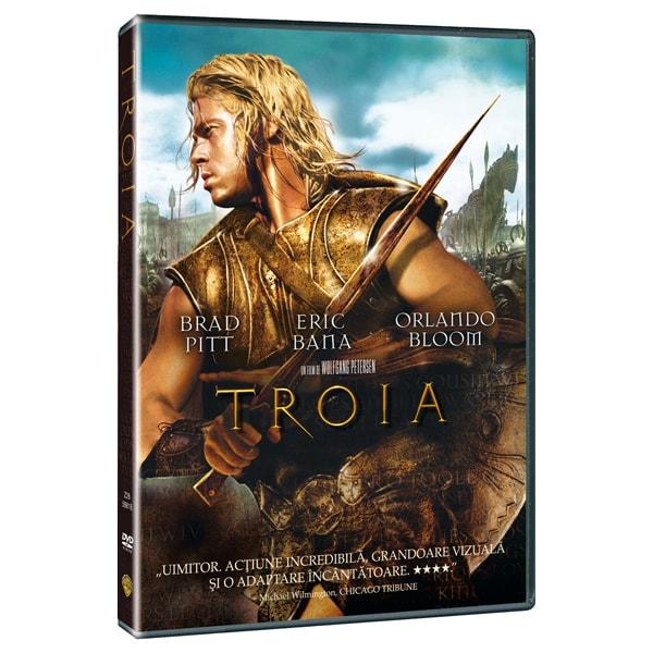 Troia DVD