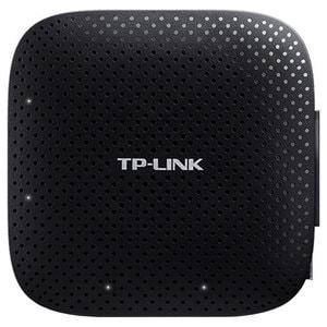 Hub USB TP-LINK UH400, USB 3.0, negru