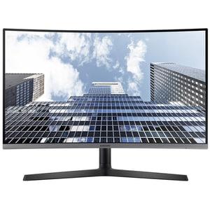 "Monitor curbat LED SAMSUNG LC27H800FCUXEN, 27"", Full HD, 60Hz, FreeSync, negru"
