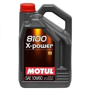 Ulei motor MOTUL 8100 X-Power 10W60, 4L