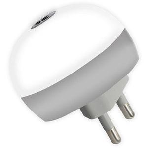 Lampa de veghe LED PROMATE GLINT.EU, Incarcare USB, alb