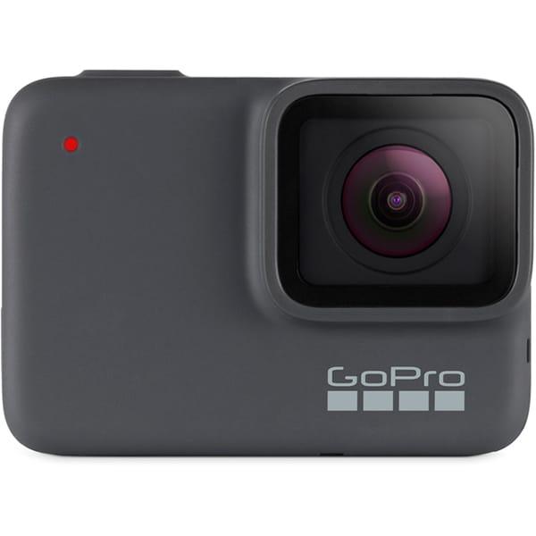 Camera video sport GoPro HERO7, 4K, Wi-Fi, GPS, Silver