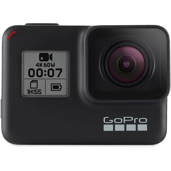 Camera video sport GoPro HERO7, 4K, Wi-Fi, GPS, Black