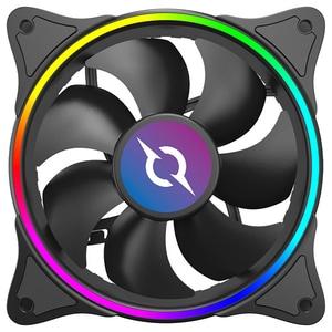 Ventilator AQIRYS Cetus, 120mm,  6P-12SL16-RGB