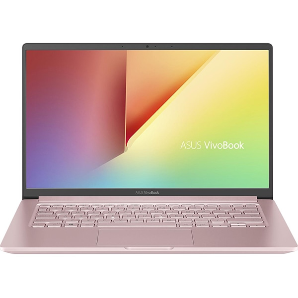 "Laptop ASUS VivoBook 14 X403JA-BM020, Intel Core i5-1035G1 pana la 3.6GHz, 14"" Full HD, 16GB, SSD 512GB, Intel UHD Graphics 620, Endless, Petal Pink"