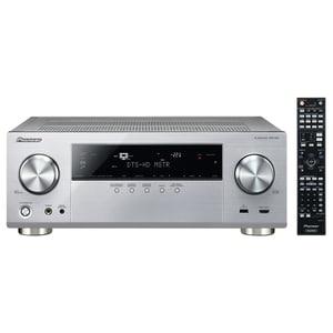 Receiver 7.2 PIONEER VSX-924-S, 1050W, 3D Ready, USB, HDMI, Argintiu