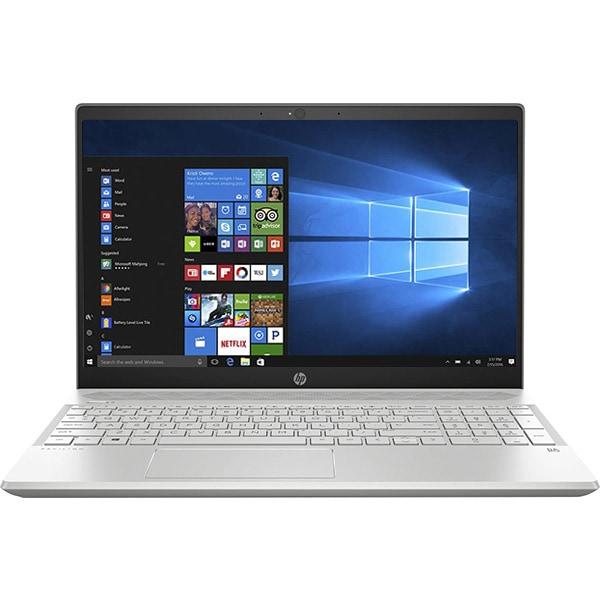 "Laptop HP Pavilion 15-cw0013nq, AMD Ryzen 3 2300U pana la 3.4GHz, 15.6"" Full HD, 4GB, SSD 256GB, AMD Radeon Vega 6 Graphics, Windows 10 Home"