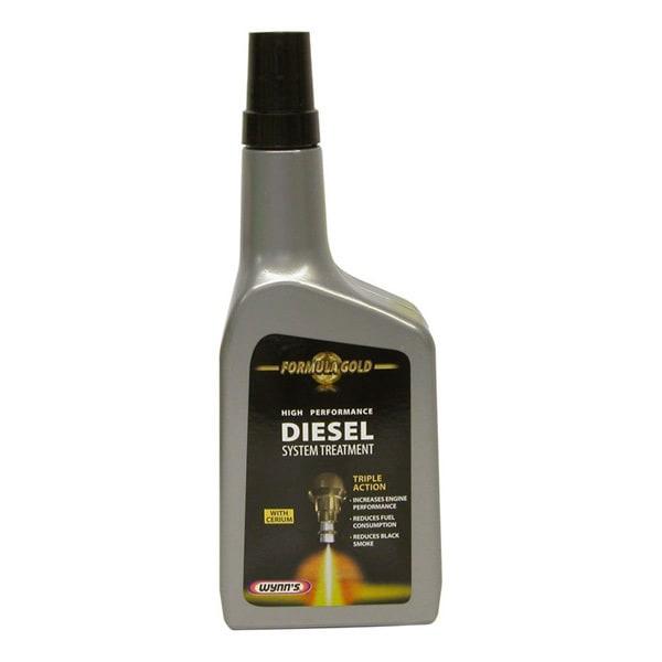 Tratament sistem de alimentare Diesel - Formula Gold WYNN'S WYN76401, 0,5l