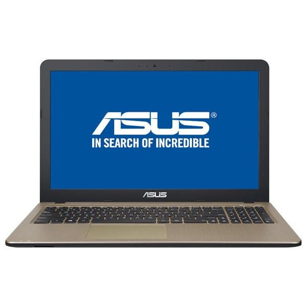 "Laptop ASUS X540UB-DM756, Intel Core i7-8550U pana la 4.0GHz, 15.6"" Full HD, 8GB, 1TB, NVIDIA GeForce MX110 2GB, Endless, Chocolate Black"