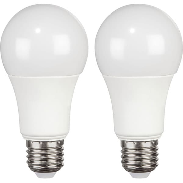 Set 2 becuri LED XAVAX 112700, E27, 15W, 1521lm, lumina calda
