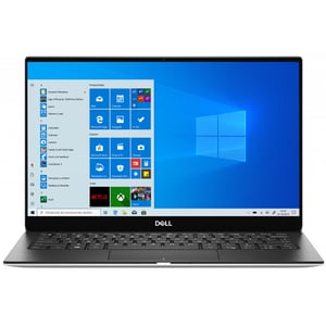 "Laptop DELL XPS 13 7390, Intel Core i7-10510U pana la 4.9GHz, 13.3"" 4K UHD Touch, 16GB, SSD 1TB, Intel UHD Graphics, Windows 10 Pro, argintiu"